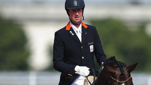Brons voor dressuurruiter Hosmar op Paralympische Spelen