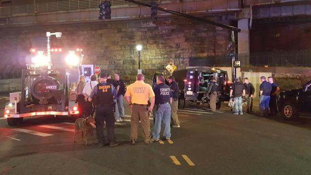 Vijf explosieven gevonden in rugtas New Jersey