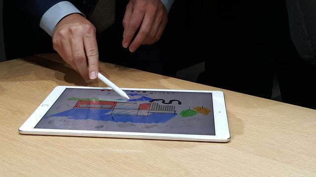 Grotere iPad Pro vanaf woensdag verkrijgbaar voor 919 euro