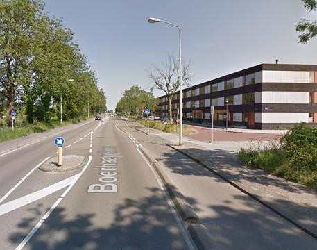 Politie arresteert met mes zwaaiende Haarlemmer Boerhaavelaan