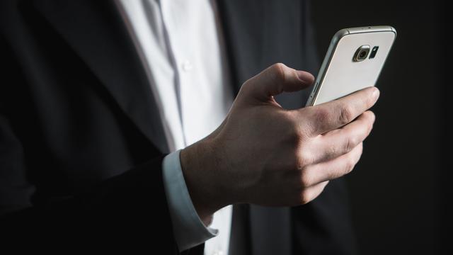 'Nederlanders verbruikten in 2016 relatief weinig mobiele data'