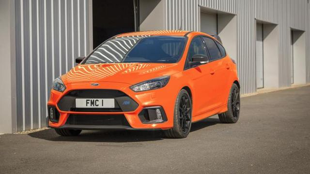 Ford Focus RS in april uit productie