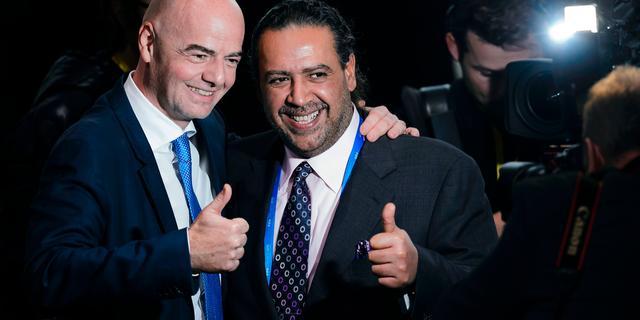 Verdachte Libanese FIFA-topman legt functie per direct neer