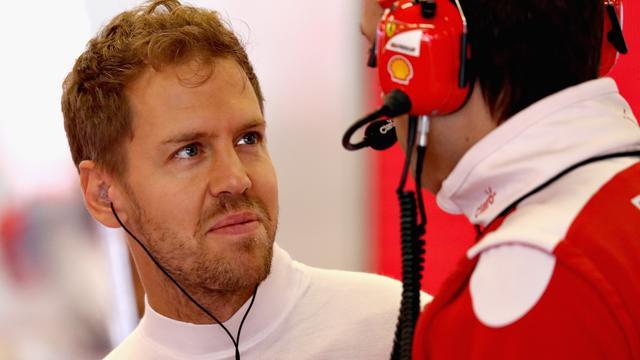 Vettel hoopt volgend jaar weer om wereldtitel te strijden