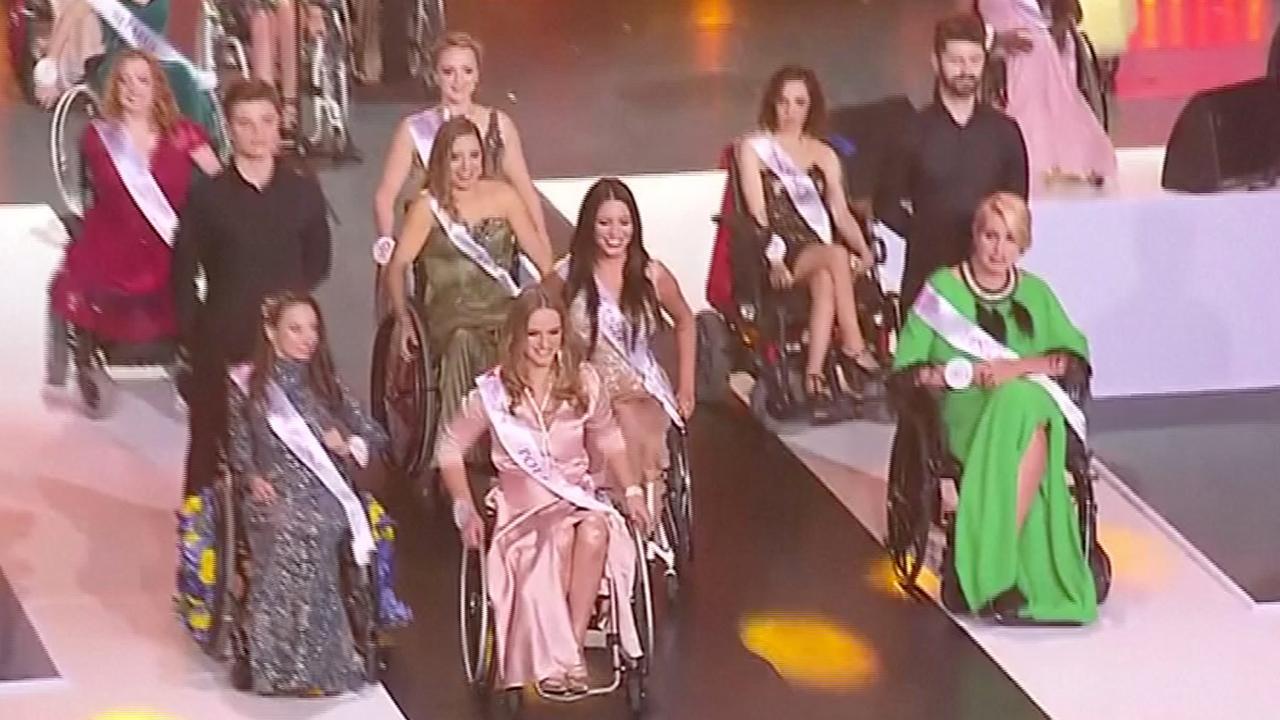 Warschau organiseert eerste wereldwijde missverkiezing voor vrouwen in een rolstoel