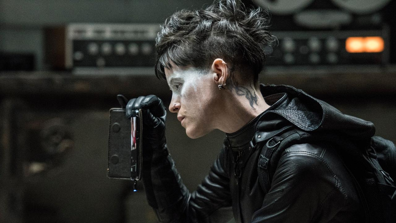 Bekijk hier de trailer van The Girl in the Spider's Web