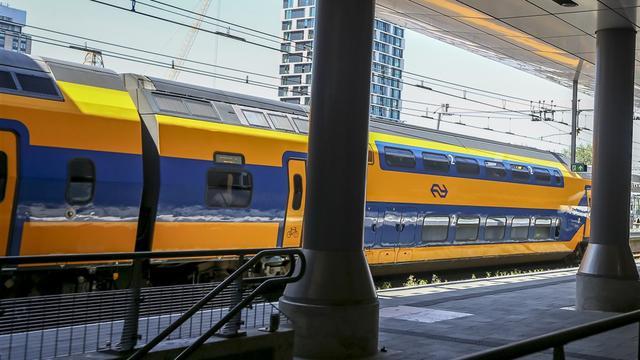 Geen intercity's tussen Den Haag Centraal en Amsterdam-Zuid
