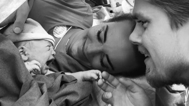 André Hazes jr. is vader geworden