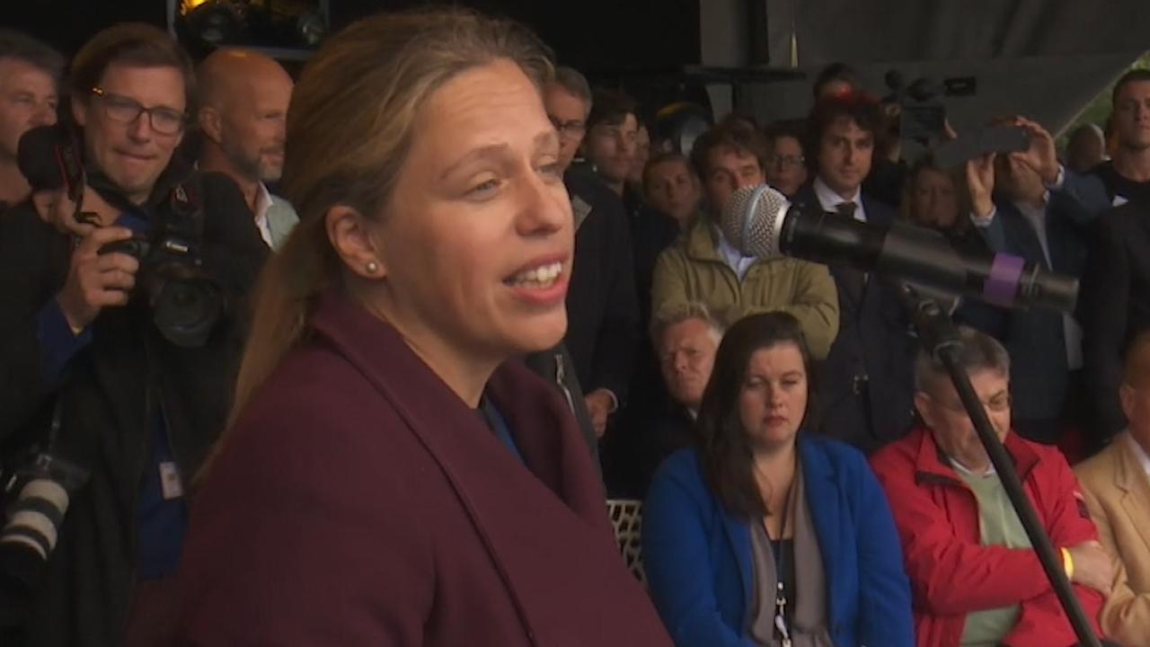 Carola Schouten: 'Wat mij betreft komt er geen halvering van de veestapel'