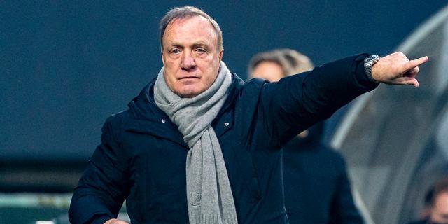 Advocaat trots op vechtlust Feyenoord: 'Laten zien dat we een team zijn'