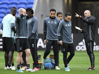 Ajax verdedigt 4-1 voorsprong in halve finale Europa League