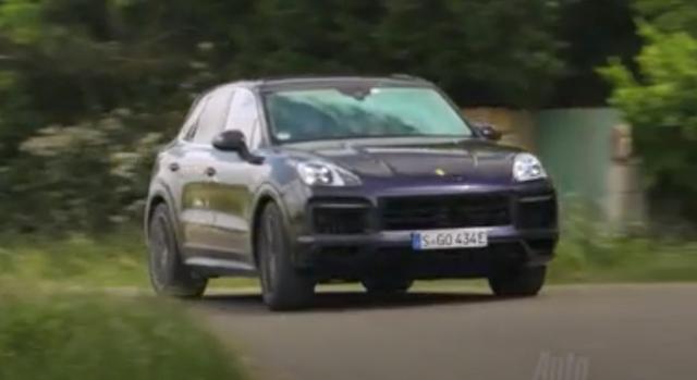 Rij-impressie: Porsche Cayenne E-Hybrid
