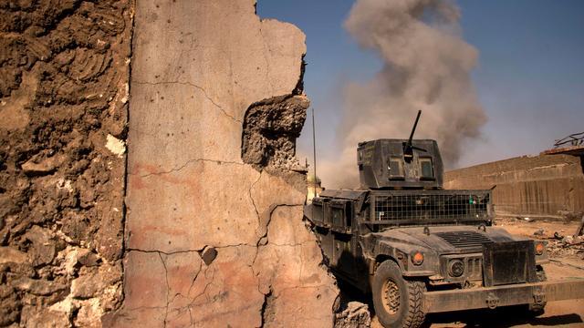 IS-strijders hergroeperen zich in dorpje bij Mosul