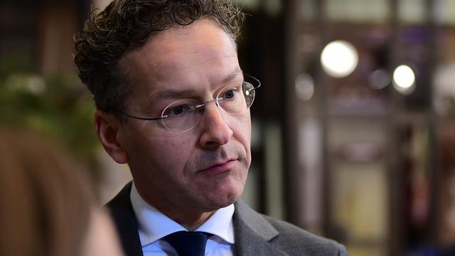Eurogroep schort verlichting Griekse schuld op