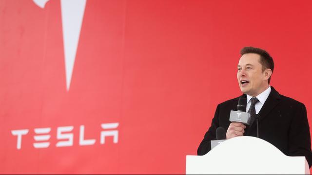 Musk zet weer reuzenstap met Tesla: 'Concurrentie krijgt schop onder de kont'