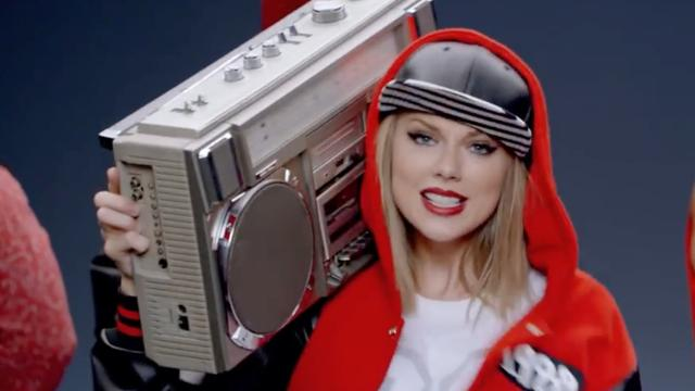 Taylor Swift beschuldigd van plagiaat in Shake it Off