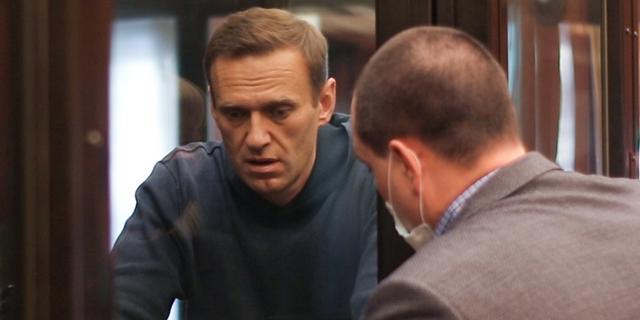 Russische oppositieleider Navalny veroordeeld tot 3,5 jaar cel