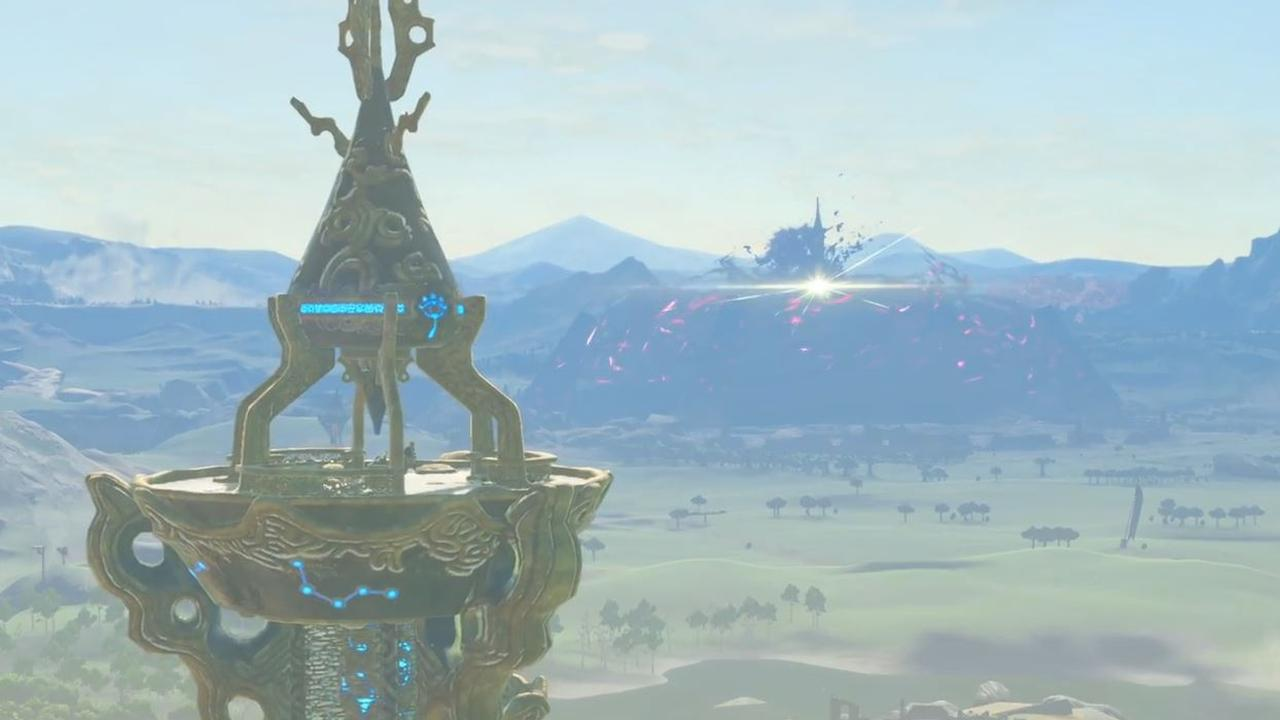 Trailer: The Legend of Zelda: Breath of the Wild