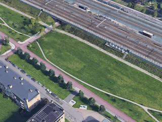 Gemeente heeft plan voor realisatie park ontvangen