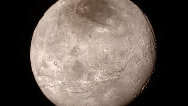 'Ondergrondse oceaan op Pluto is even zout als Dode Zee'