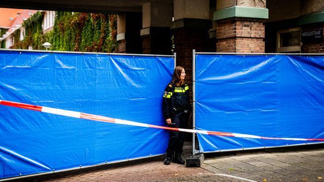 Gezin omgekomen bij schietincident in Amsterdam-Zuid