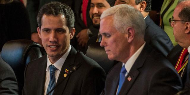 VS legt na gewelddadig weekend nieuwe sancties op aan Venezuela