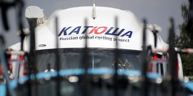 Katoesja-renner Vorganov betrapt op gebruik van doping