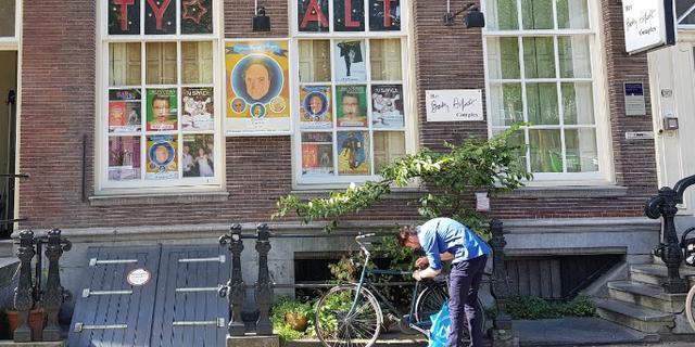 18e-eeuwse waterkelder ontdekt bij Betty Asfalt Complex in Amsterdam