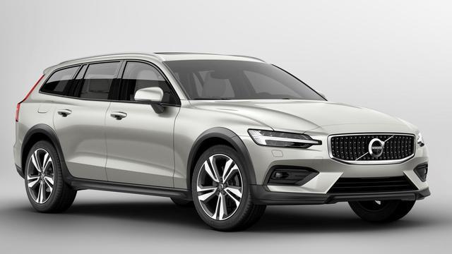 Cross Country-uitvoering van nieuwe Volvo V60 gepresenteerd