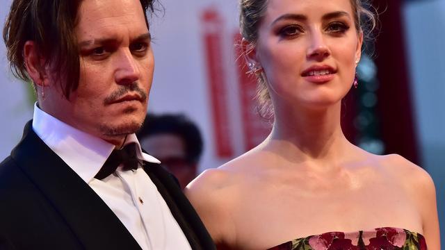 'Johnny Depp hoopt op snelle scheiding van Amber Heard'