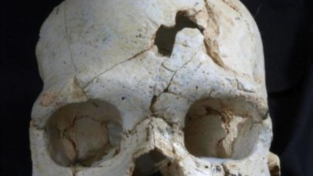 Archeologen vinden oudste bewijs voor menselijk geweld