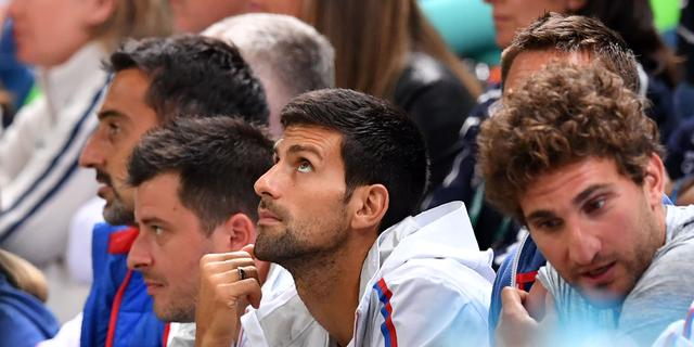 Djokovic zegt dat terugkerende polsblessure hem opbrak in Rio