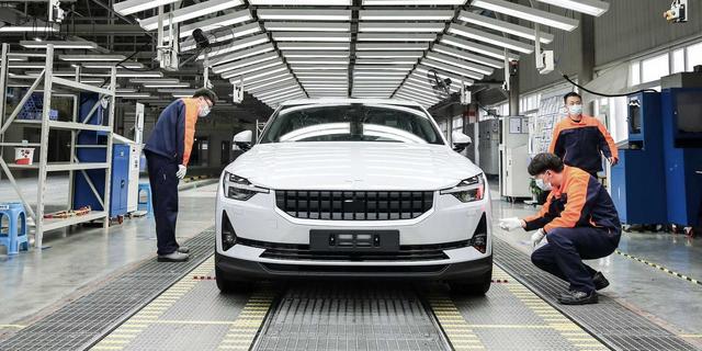 Volvo-zustermerk Polestar beproeft geluk nu ook op de beurs