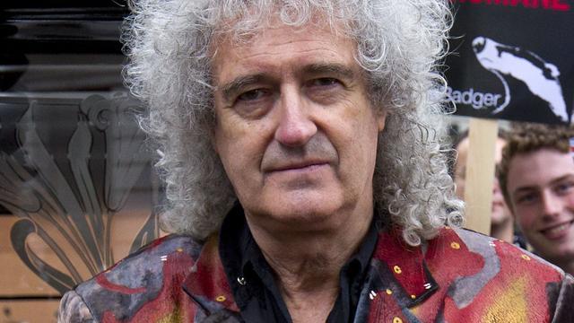 Brian May maakt 3D-fotoboek over Queen