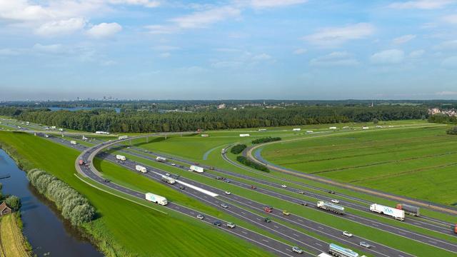 Raad van State verklaart bezwaren Rijnlandroute ongegrond