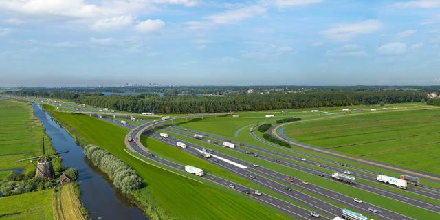 Overzicht: De aanleg van de Rijnlandroute