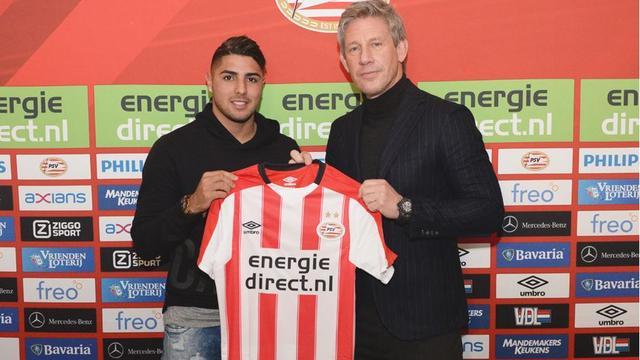 PSV haalt aanwinst Romero al op 1 januari naar Eindhoven
