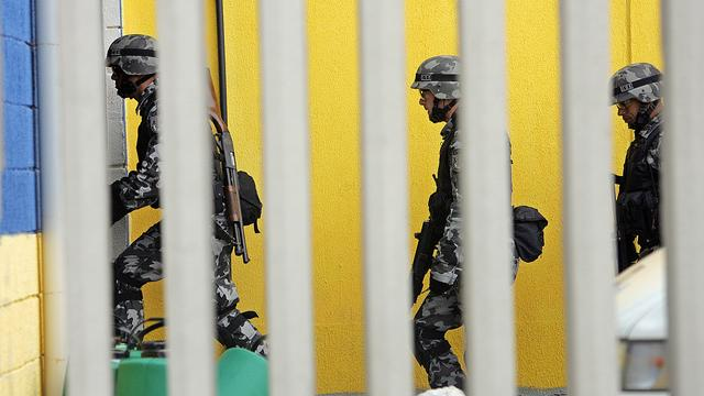 Zeker zestig doden bij rellen in Braziliaanse gevangenis