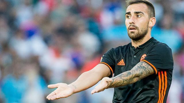 Barcelona haalt Alcacer voor 30 miljoen, Munir verhuurd aan Valencia