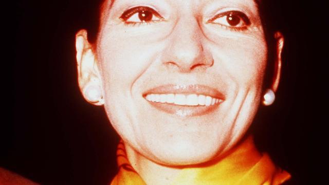 Operazangeres Maria Callas als hologram in Carré