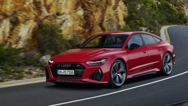 600 pk voor nieuwe Audi RS7