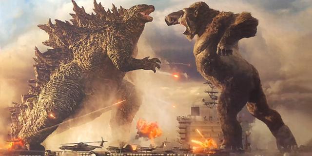 Première Godzilla vs. Kong met twee maanden vervroegd naar 26 maart