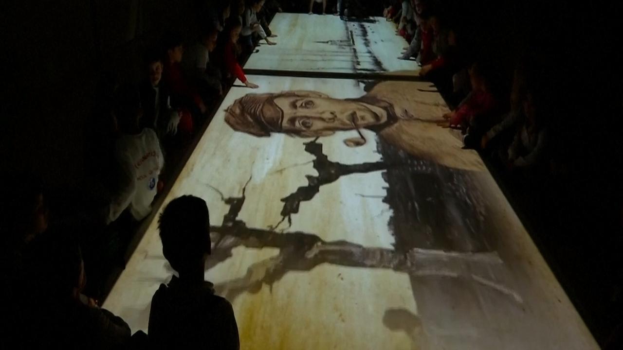 Van Gogh de wereld rond in moderne tentoonstelling