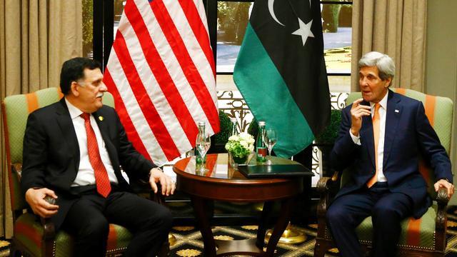 'Wereldmachten bereid wapens te leveren aan Libië'