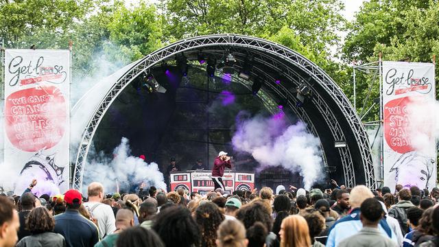 Get Loose Festival - tickets voor 18,08 euro inclusief Bol.com-cadeaukaart