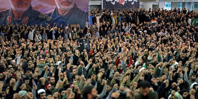 Oekraïne: Iran zal zwarte doos van neergeschoten vliegtuig overhandigen