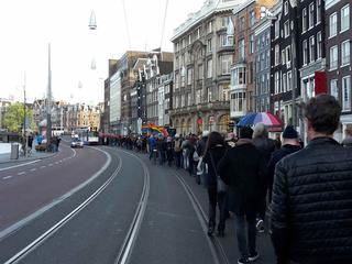 Tweeduizend mensen liepen mee
