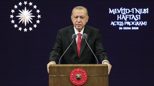 'Turkse president Erdogan doet aangifte van belediging tegen Geert Wilders'