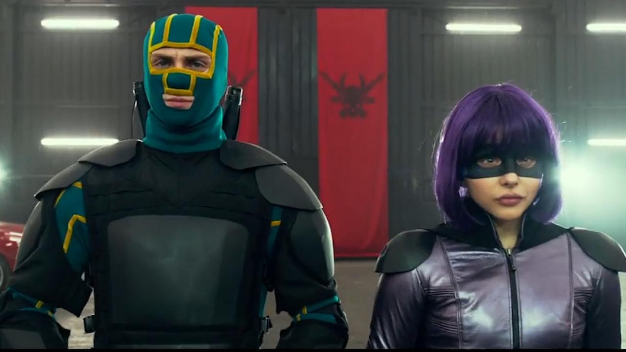Bekijk hier de trailer van Kick-Ass 2
