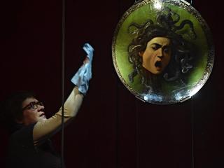 Schilderij voor het eerst in Nederland te zien